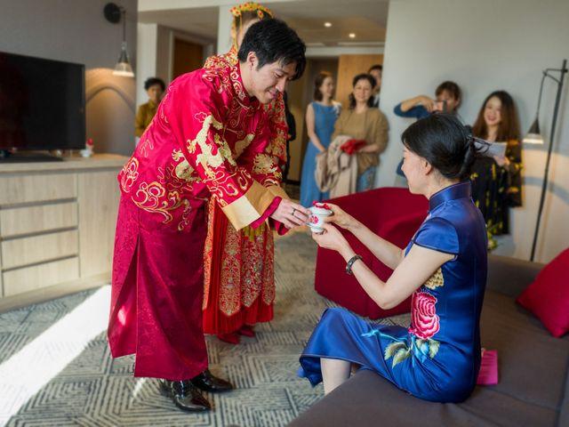 Yulan and Yizhen's Wedding in Austin, Texas 49