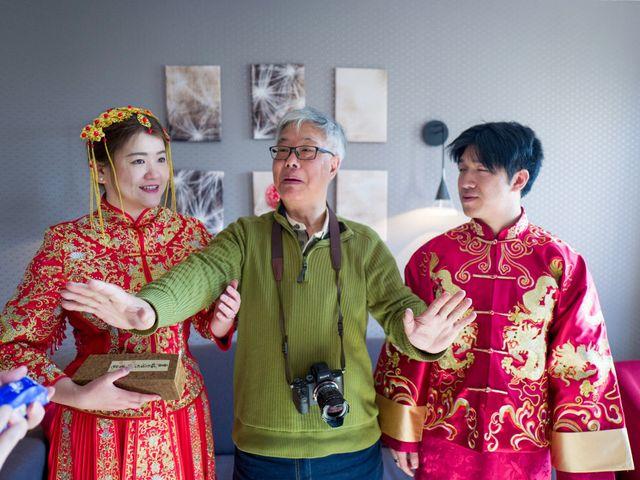 Yulan and Yizhen's Wedding in Austin, Texas 50
