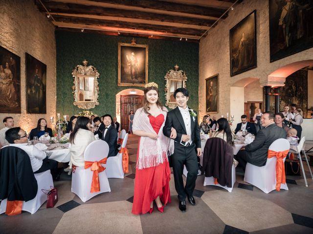 Yulan and Yizhen's Wedding in Austin, Texas 58