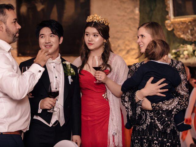 Yulan and Yizhen's Wedding in Austin, Texas 66
