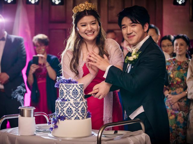 Yulan and Yizhen's Wedding in Austin, Texas 69