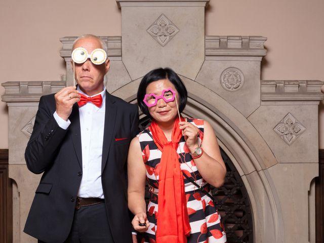 Yulan and Yizhen's Wedding in Austin, Texas 74
