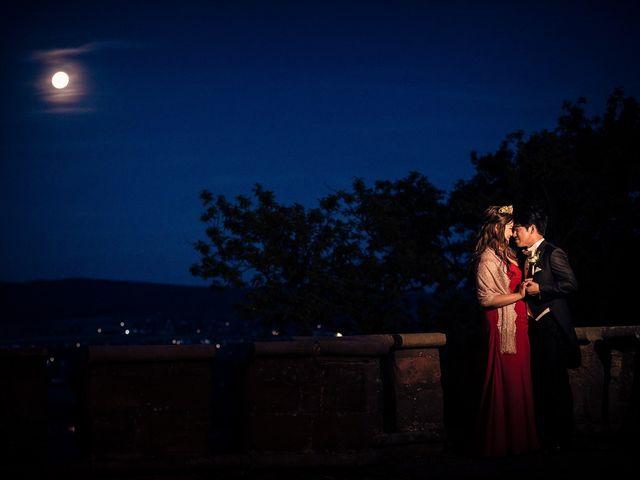Yulan and Yizhen's Wedding in Austin, Texas 2