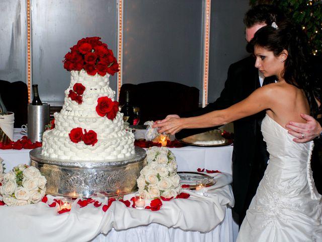 Christopher and Jennifer's Wedding in Nyack, New York 6