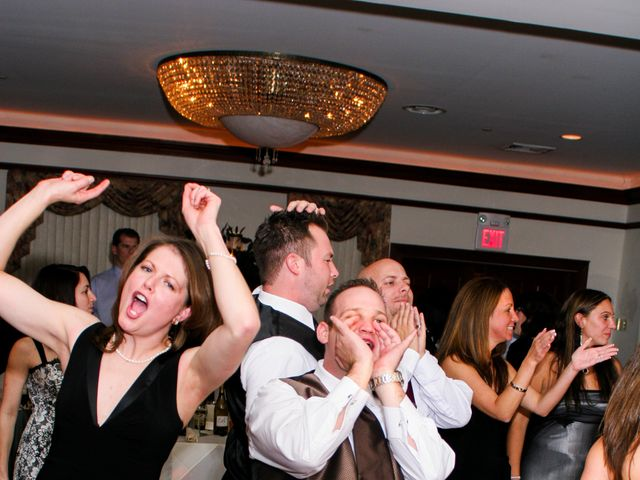 Christopher and Jennifer's Wedding in Nyack, New York 8