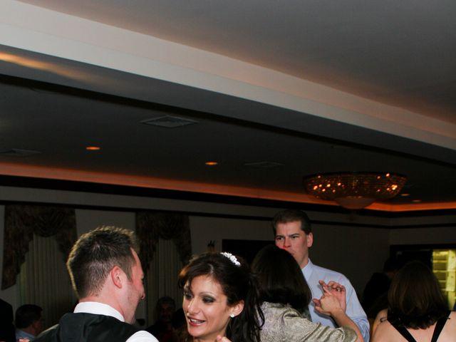 Christopher and Jennifer's Wedding in Nyack, New York 9