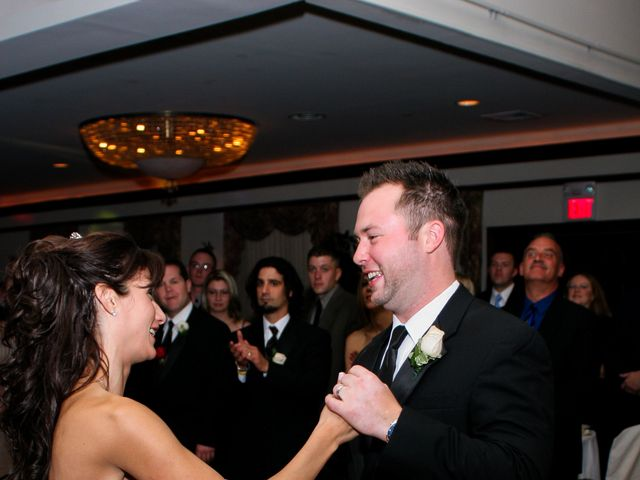 Christopher and Jennifer's Wedding in Nyack, New York 20