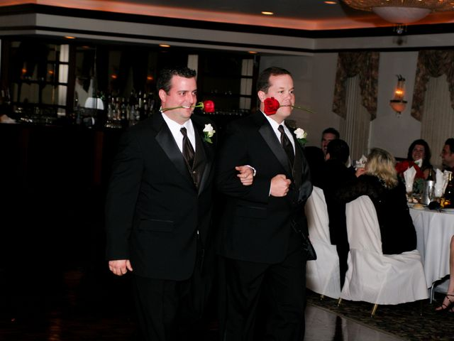 Christopher and Jennifer's Wedding in Nyack, New York 21