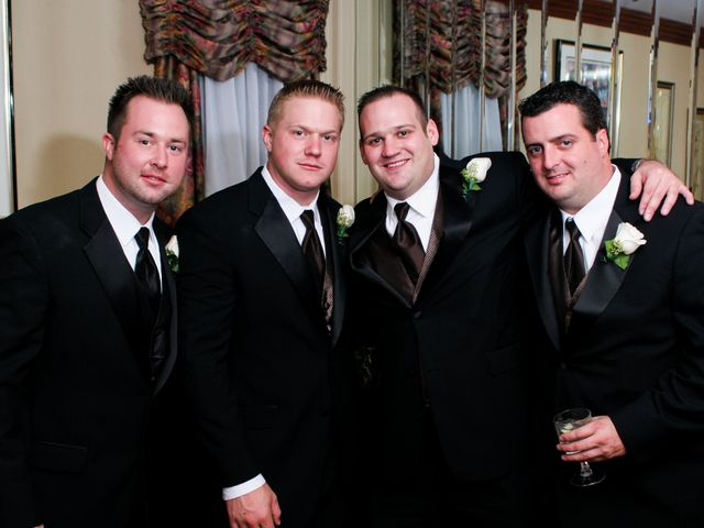 Christopher and Jennifer's Wedding in Nyack, New York 24