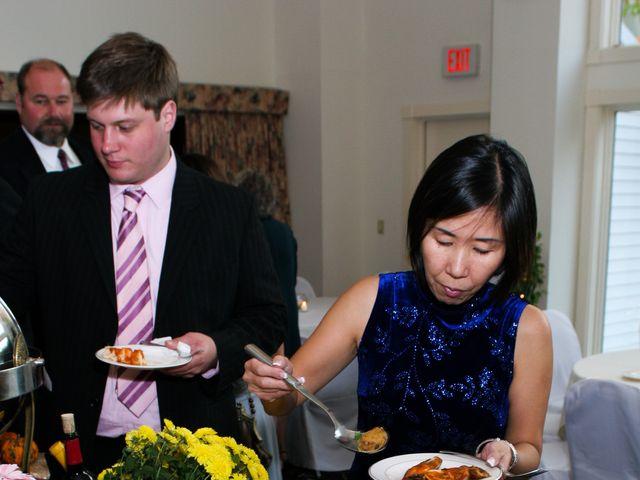 Christopher and Jennifer's Wedding in Nyack, New York 29