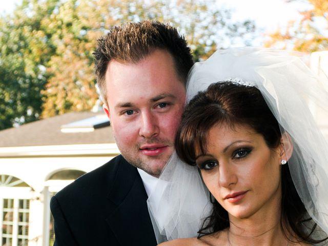 Christopher and Jennifer's Wedding in Nyack, New York 31