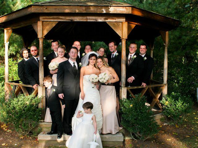 Christopher and Jennifer's Wedding in Nyack, New York 32
