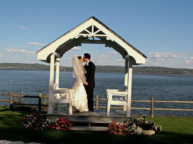 Christopher and Jennifer's Wedding in Nyack, New York 35