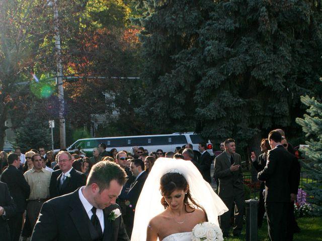 Christopher and Jennifer's Wedding in Nyack, New York 37