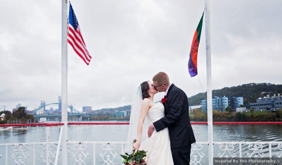 Lindsay and Greg's Wedding in Pittsburgh, Pennsylvania