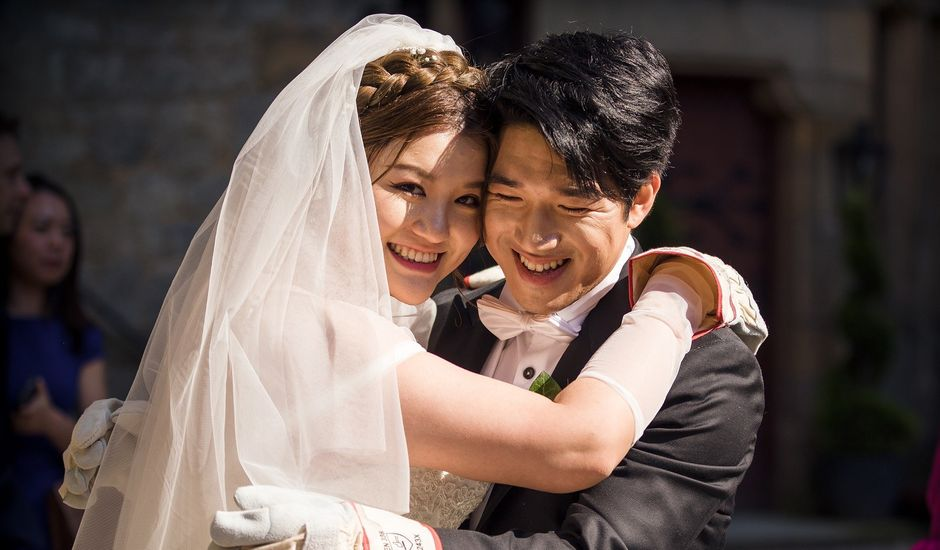 Yulan and Yizhen's Wedding in Austin, Texas