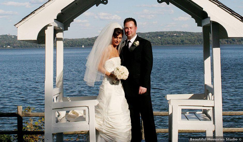 Christopher and Jennifer's Wedding in Nyack, New York