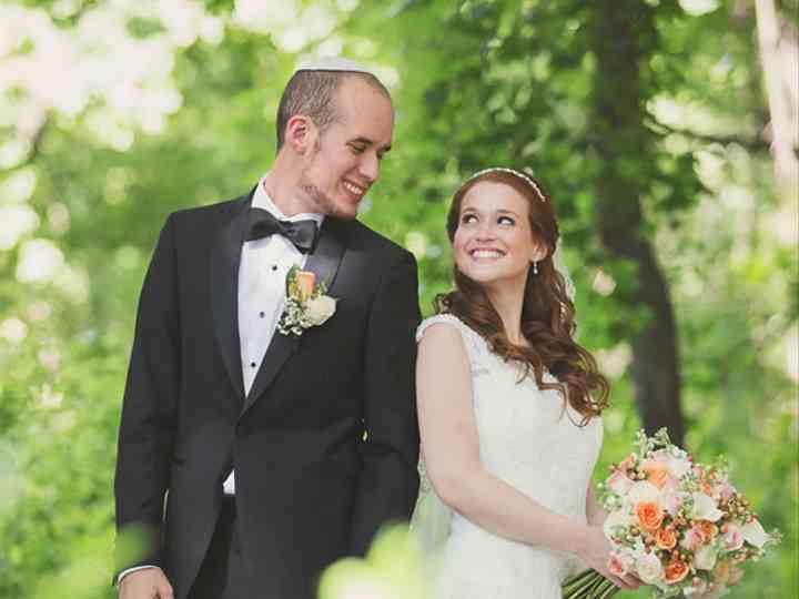 The wedding of Jeffrey and Rachel