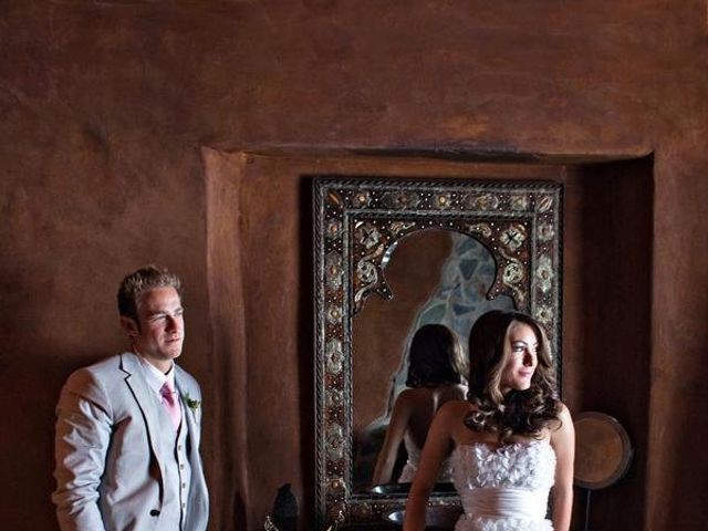 Cari and Jared's Wedding in North Palm Springs, California 16