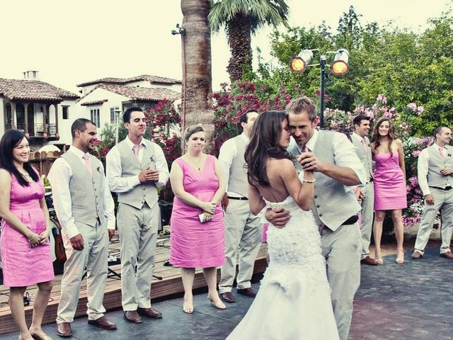 Cari and Jared's Wedding in North Palm Springs, California 10