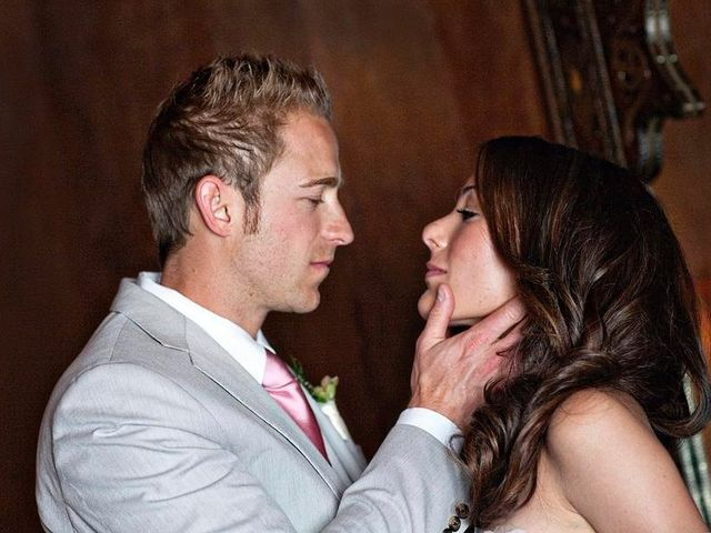 Cari and Jared's Wedding in North Palm Springs, California 7