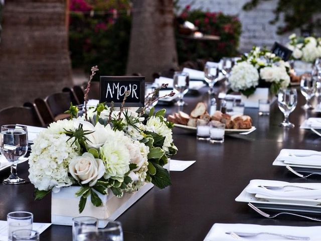 Cari and Jared's Wedding in North Palm Springs, California 13