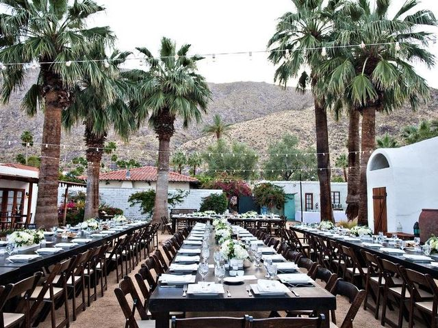 Cari and Jared's Wedding in North Palm Springs, California 23