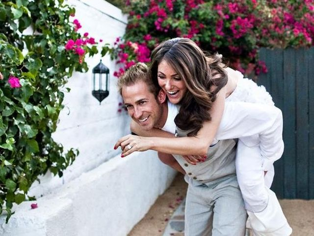 Cari and Jared's Wedding in North Palm Springs, California 3