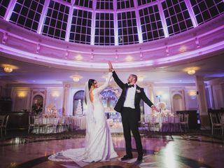 The wedding of Sahera and Charlie