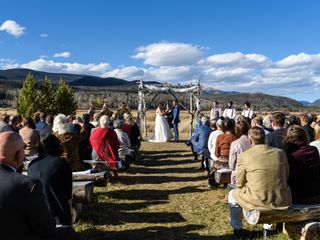 The wedding of Josh and Molly 1