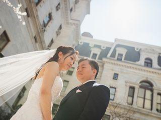 John and Elisa's Wedding in Philadelphia, Pennsylvania 3