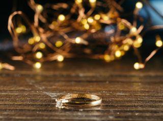 The wedding of Danae and Alvaro 1