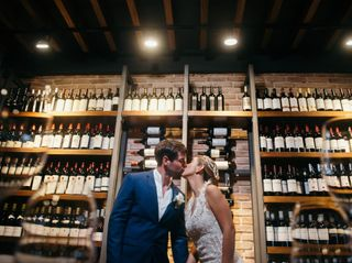 The wedding of Danae and Alvaro