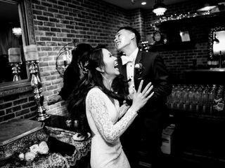 The wedding of Helen and Eric 1