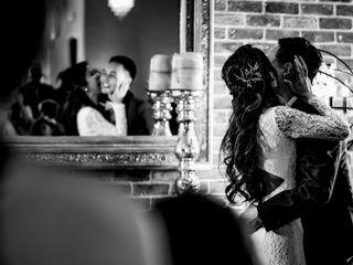 The wedding of Helen and Eric 2