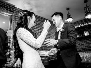 The wedding of Helen and Eric 3