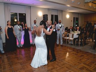 The wedding of Candace and Askia 2