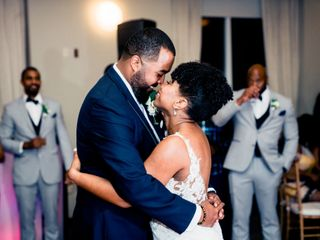 The wedding of Candace and Askia 3