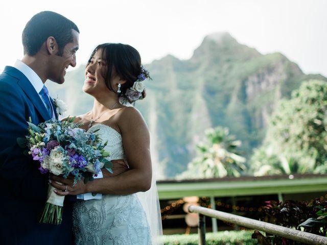 The wedding of Emily and Jason