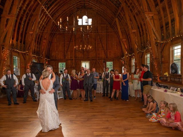 Paul and Christina's Wedding in Arena, Wisconsin 10