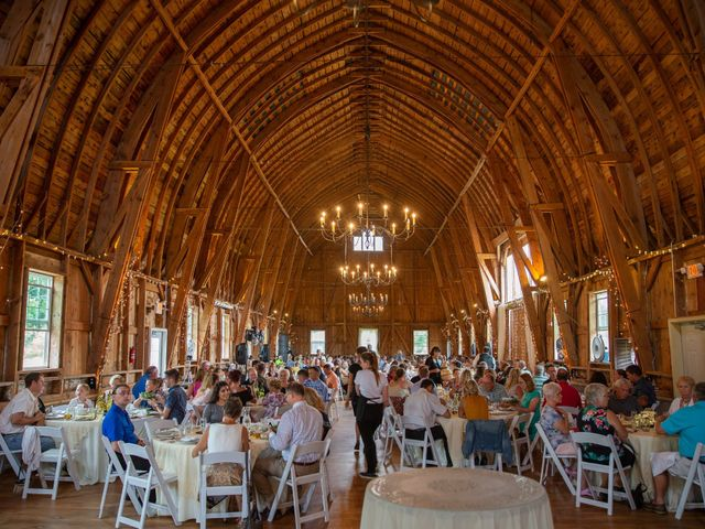 Paul and Christina's Wedding in Arena, Wisconsin 16