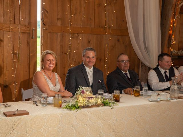 Paul and Christina's Wedding in Arena, Wisconsin 17