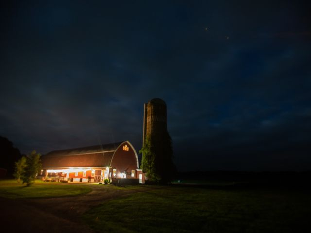 Paul and Christina's Wedding in Arena, Wisconsin 25