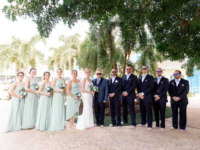 Justin and Hillary's Wedding in St. Pete Beach, Florida 1