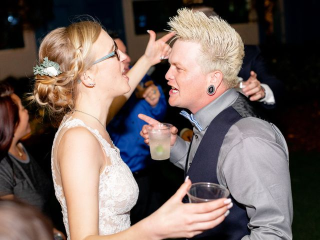 Justin and Hillary's Wedding in St. Pete Beach, Florida 5
