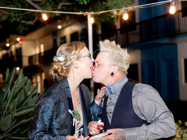 Justin and Hillary's Wedding in St. Pete Beach, Florida 12