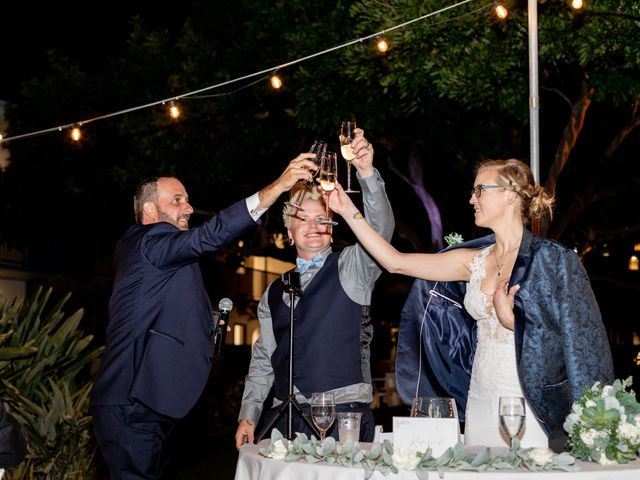 Justin and Hillary's Wedding in St. Pete Beach, Florida 19
