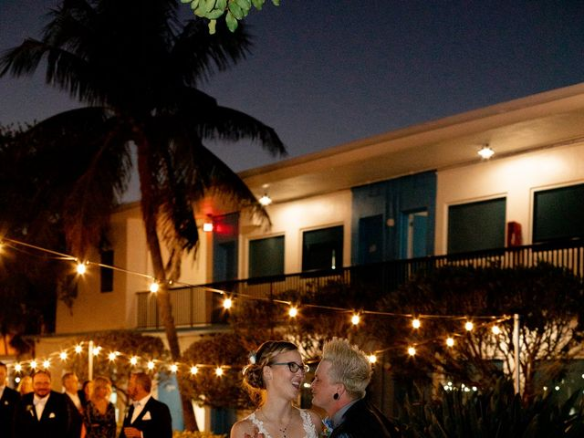 Justin and Hillary's Wedding in St. Pete Beach, Florida 21