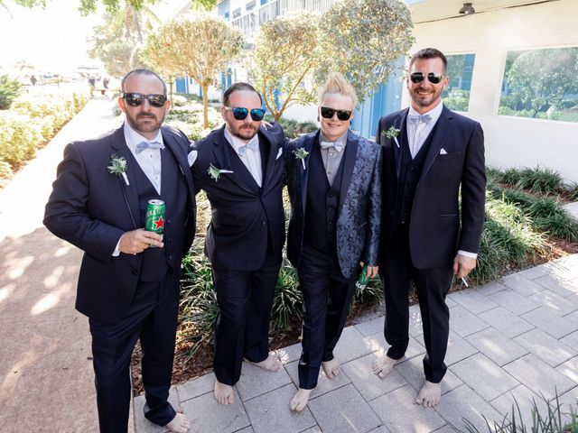 Justin and Hillary's Wedding in St. Pete Beach, Florida 31