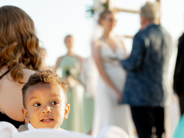 Justin and Hillary's Wedding in St. Pete Beach, Florida 36
